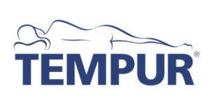 Het traagschuim matras van Tempur.